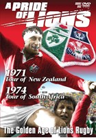A Pride of Lions - 1971 and 1974 Tours DVD