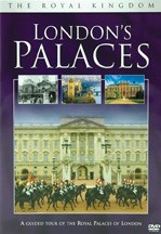 The Royal Kingdom - London's Palaces DVD