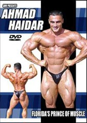 Ahmad Haider - Florida's Prince of Muscle DVD