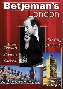 Betjeman's London (DVD)