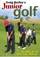 Junior Golf - Craig Butfoy DVD