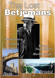 Lost Betjemans (DVD)