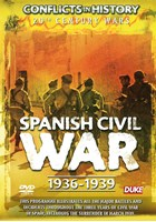 Spanish Civil War 1936-1939 DVD