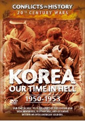 KOREA - OUR TIME IN HELL 1950-1953 DVD