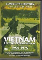 Vietnam - A Special Operations War 1954-1975 DVD