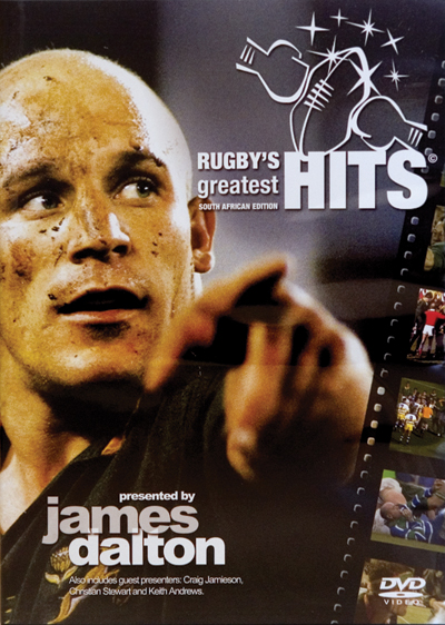 South African Rugby's Greatest Hits DVD - click to enlarge