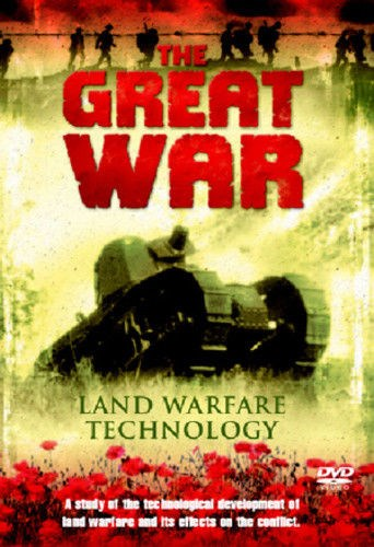 The Great War - Land Warfare Technology DVD