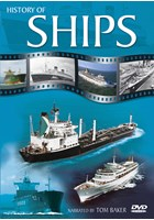 The History of Ships  DVD