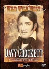 Wild Wild West - Davy Crockett DVD