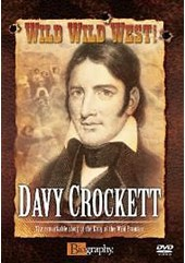 Wild Wild West - Davy Crockett DVD
