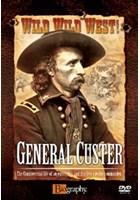 Wild Wild West General Custer DVD