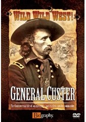 Wild Wild West General Custer DVD