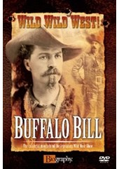 Wild Wild West Buffalo Bill DVD
