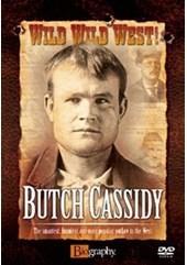 Wild Wild West Butch Cassidy DVD