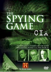 The Spying Game CIA DVD