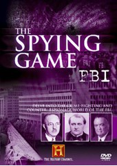 The Spying Game FBI DVD