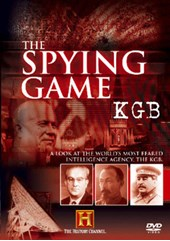 The Spying Game KGB DVD