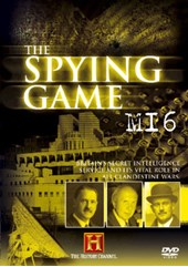 The Spying Game M16 DVD
