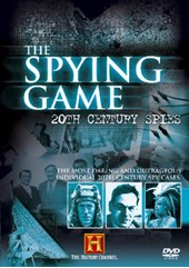 The Spying Game 20th Century Spies DVD