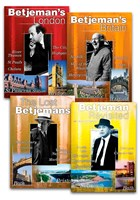 The Betjeman Collection 100th Anniversary Edition 1906-2006 (4 DVD)