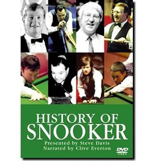 History of Snooker (DVD)
