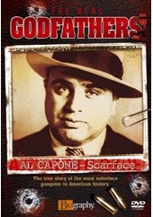 The Real Godfathers Al Capone Scarface DVD