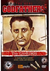 The Real Godfathers The Gambinos DVD