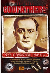 Real Godfathers - The Genovese Family DVD