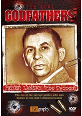 The Real Godfathers Meyer Lansky Mob Tycoon DVD