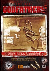 The Real Godfathers Henry Hill 'Goodfella' DVD