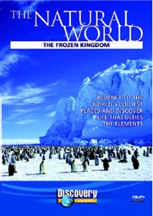 Natural World - The Frozen Kingdom DVD