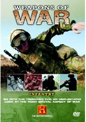 Weapons of War Infantry DVD