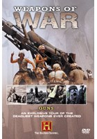 Weapons of War Guns DVD