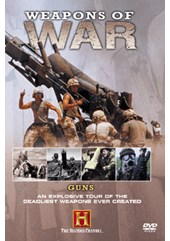 Weapons of War Guns DVD