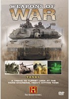 Weapons of War Tanks DVD