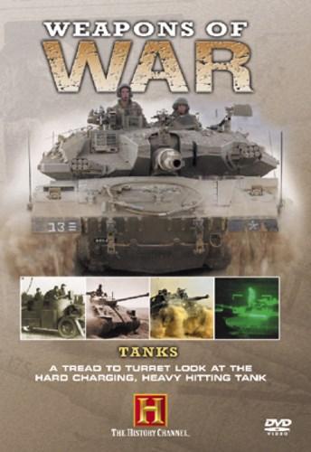 Weapons of War Tanks DVD