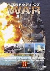 Weapons of War Battleships DVD
