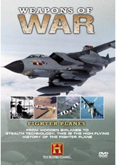 Weapons of War Fighter Planes DVD