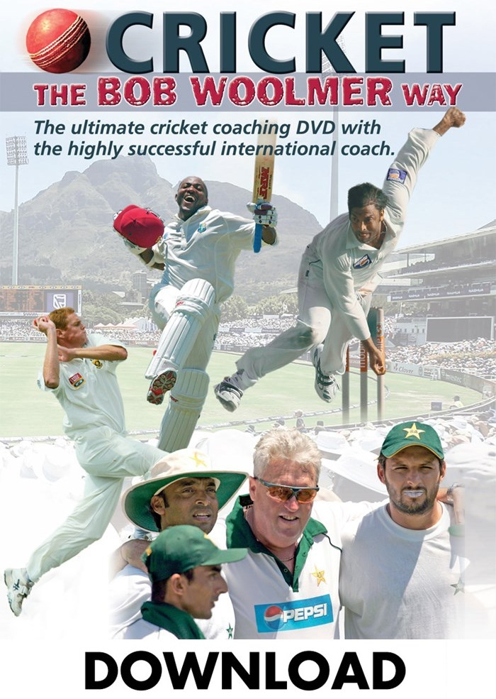 CRICKET - THE BOB WOOLMER WAY - Download