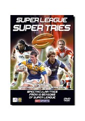 Super League Super Tries DVD