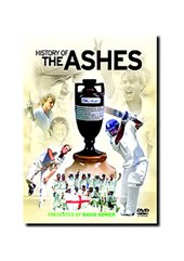 History of The Ashes DVD