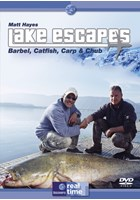 Matt Hayes - Lake Escapes Carp Catfish Barbel & Chub DVD