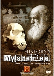 History's Mysteries - Hoax of The Ages - Piltdown Man DVD