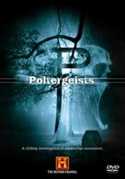 The Unexplained Poltergeists DVD
