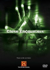 The Unexplained Close Encounters DVD