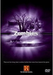 The Unexplained - Zombies DVD