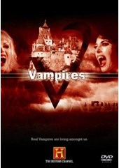 The Unexplained Vampires DVD
