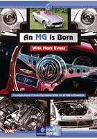 An MG is Born DVD