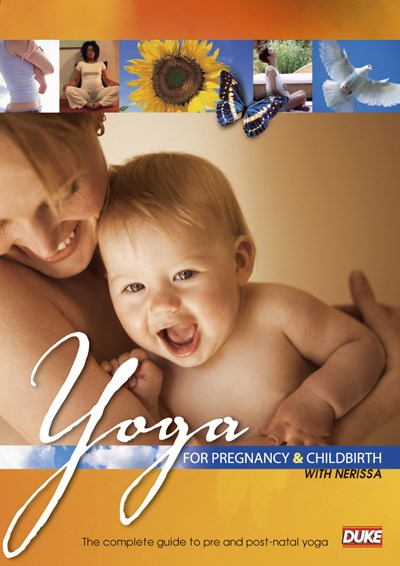 Yoga for Pregnancy and Childbirth with Nerissa (2-DVD)