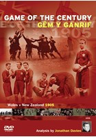 Wales v All Blacks 1905 - Game of the Century DVD